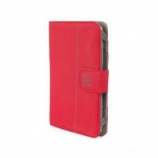 """Θήκη Tablet Tucano Facile 8 Stand Folio 8"""" Κόκκινη"""